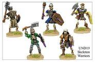 UND019 Skeleton Choppers & Smashers