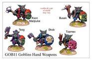 GOB11 Goblins Warriors (5)