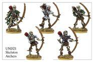 UND21 Skeleton Archers