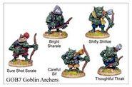 GOB07 Goblin Archers (5)