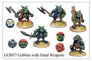 GOB17 Goblins Warriors