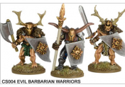 CS004 - Evil Barbarians Warriors 3
