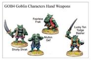 GOB04 Goblin Characters (4)
