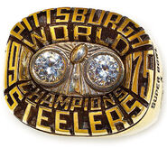 Super Bowl 10 Ring