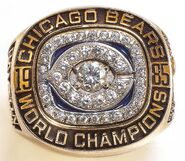 Super Bowl 20 Ring