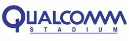Qualcomm Stadium logo