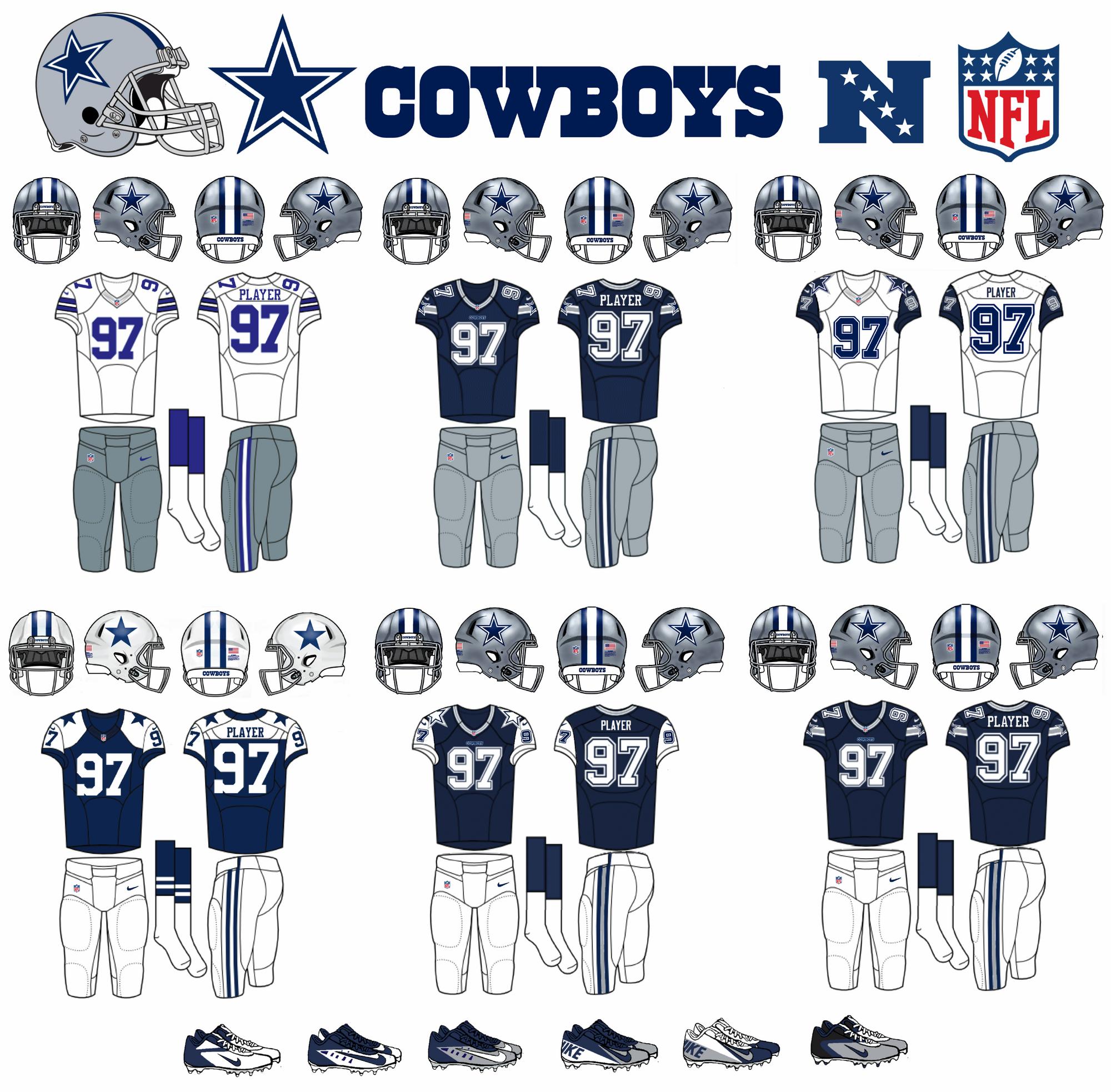 a9fc9b74aa2 2016 Dallas Cowboys   American Football Wiki   FANDOM powered by Wikia