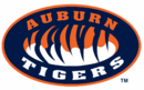 Auburn Tigers Alternate Logo 2