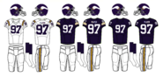 NFL-NFC-1970-79 MIN- Viking Jerseys