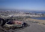 Candlestick Park aerial
