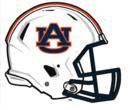 Auburn Tigers Helmet Logo - NCAA Division I