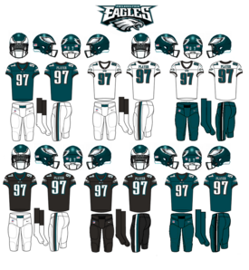 NFL-NFCE-PHI Eagles Jerseys