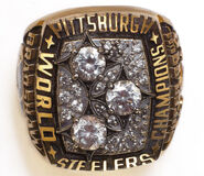 Super Bowl 13 Ring