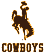 NCAA-MW-Wyoming Cowboys Mascot Alt logo