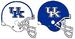 NCAA-SEC-UK Wildcats-Helmets