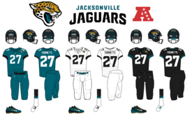 Jacksonville Jaguars | American Football Wiki | FANDOM powered by Wikia  for cheap