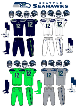 quality design 4385d c7a44 Seattle Seahawks | American Football Wiki | FANDOM powered ...