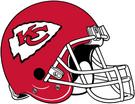 NFL-AFC-KC-Chiefs Helmet