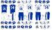 NCAA-SEC-UK Wildcats Uniforms