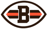NFL-AFC-CLE-B Alternate Logo