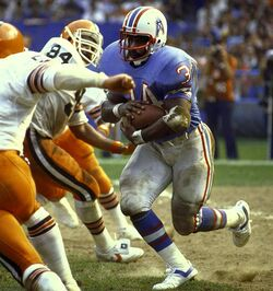 Earl Campbell American Football Wiki Fandom Powered By Wikia