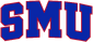 NCAA-AAC-SMU Mustangs wordmark