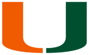 NCAA-ACC-Miami Hurricanes logo