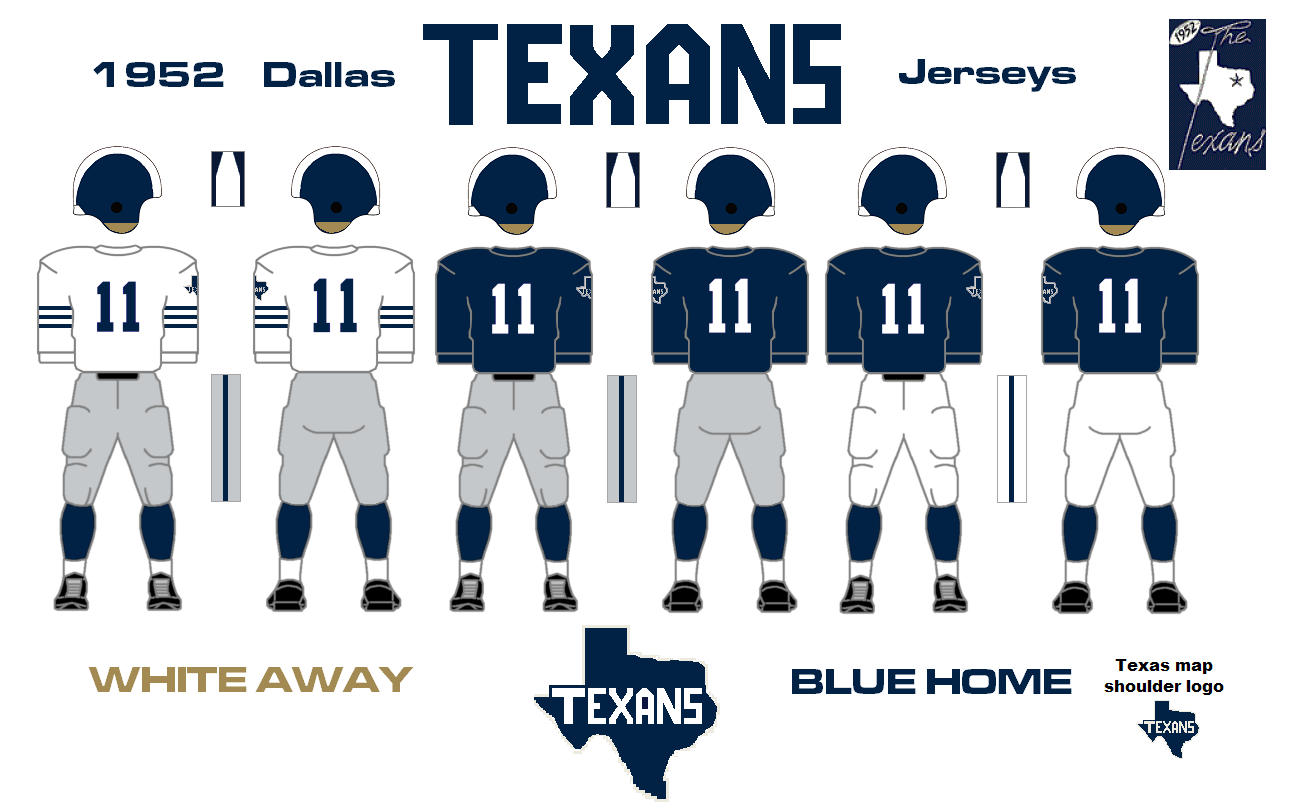 Dallas Texans Nfl American Football Wiki Fandom Powered By Wikia