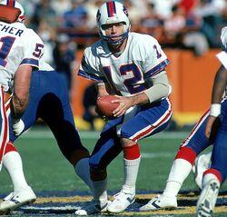 Joe-Ferguson QB Buffalo Bills