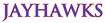 NCAA-Big 12-Kansas Jayhawks Teamname Script