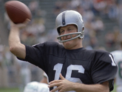 George Blanda Raiders