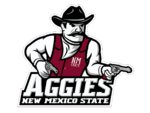 New Mexico State Aggies logo transparent