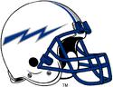 NCAA-MWC-Air Force Falcons White helmet 2