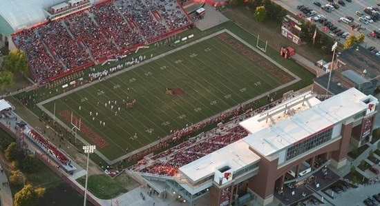 Hancock stadium american football wiki fandom powered by wikia hancock stadium is a football stadum located in normal illinois that serves as the home field of the illinois state redbirds the stadium opened in 1963 publicscrutiny Image collections