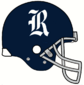Rice Owls Blue Helmet