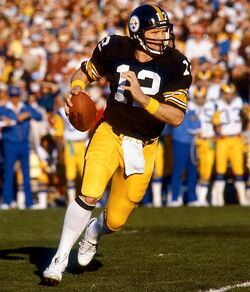 Terry Bradshaw Steelers 1978