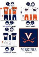 ACC-Uniform-UVA Cavalers
