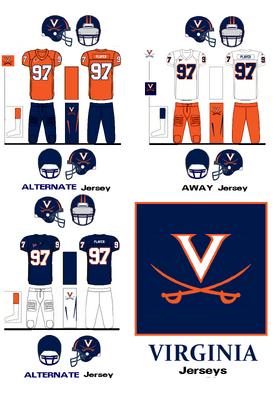 ACC-Uniform-UVA Cavalers