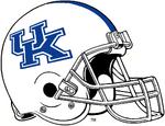 NCAA-SEC-UK Wildcats Helmet-White