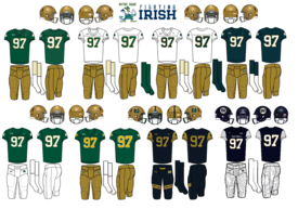 NCAA-Notre Dame football jerseys