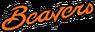 Oregon State Beavers wordmark