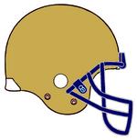 NCAA-Navy Helmet-750px