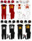 NCAA-Iowa State Cyclones jerseys