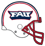 NCAA-FAU Owls-Helmet-750px
