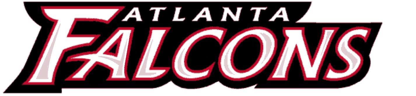Atlanta Falcons logo / image history gallery   American ...