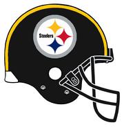Steelers Helmet