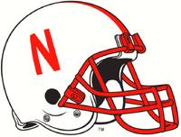 NCAA-Big 10-Nebraska Cornhuskers Helmet