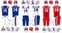 NCAA-C-USA-LA Tech Bulldogs Jerseys