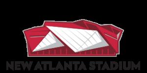 New Atlanta Falcons stadium logo