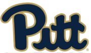 Pittsburgh Panthers Main Logo - NCAA Division I